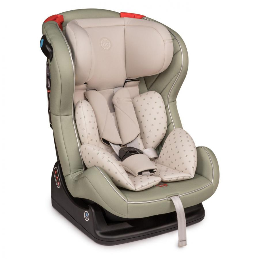 Автокресло Happy Baby PASSENGER V2 green happy baby happy baby автокресло passenger v2 brown коричневое
