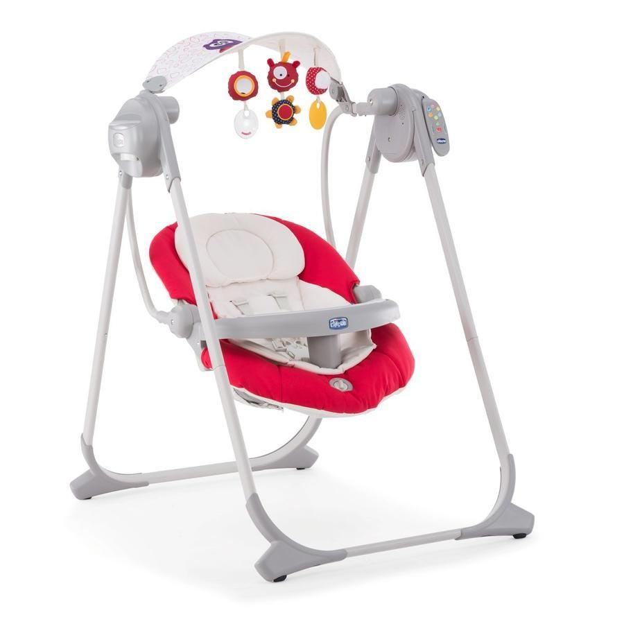 Качели Chicco Polly Swing up Paprika chicco polly magic paprika