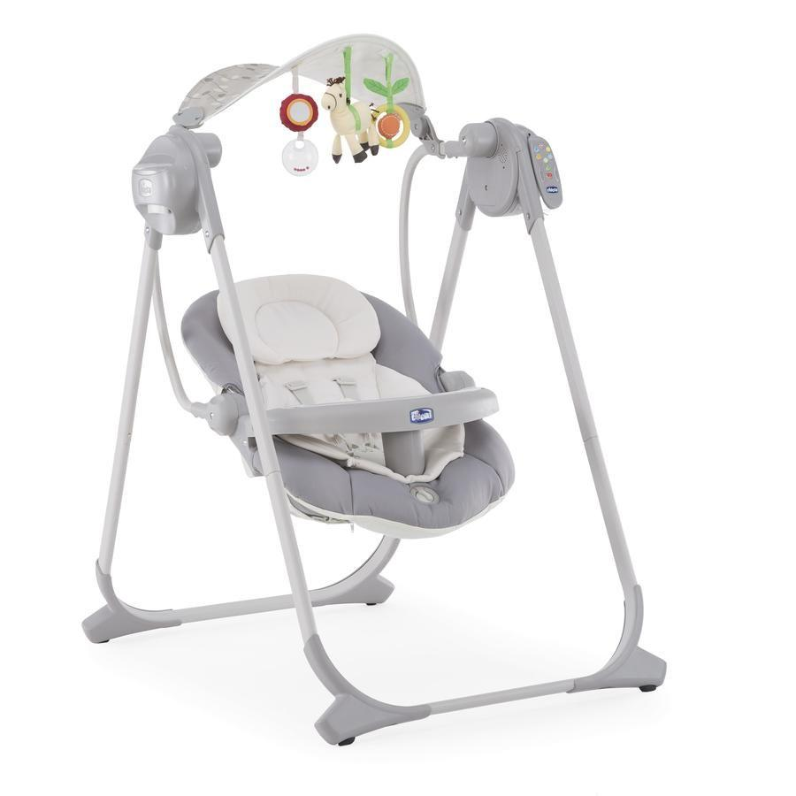 Качели Chicco Polly Swing up Silver качели chicco polly swing up paprika 7911071
