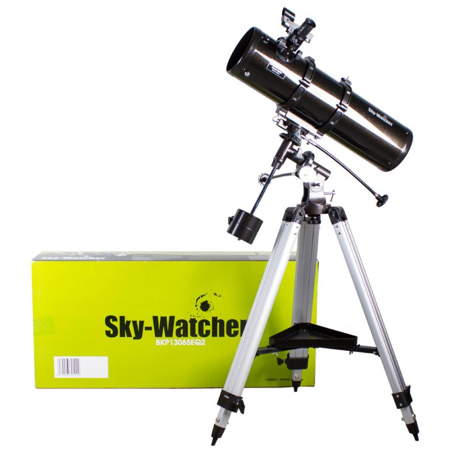 Фото - Телескоп Sky-Watcher BK P13065EQ2 телескоп