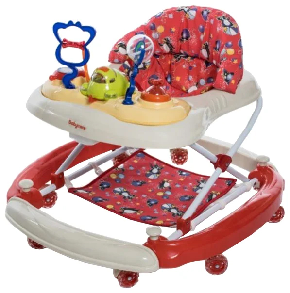 Ходунки Baby Care Aveo Красный (Red) baby care city style red