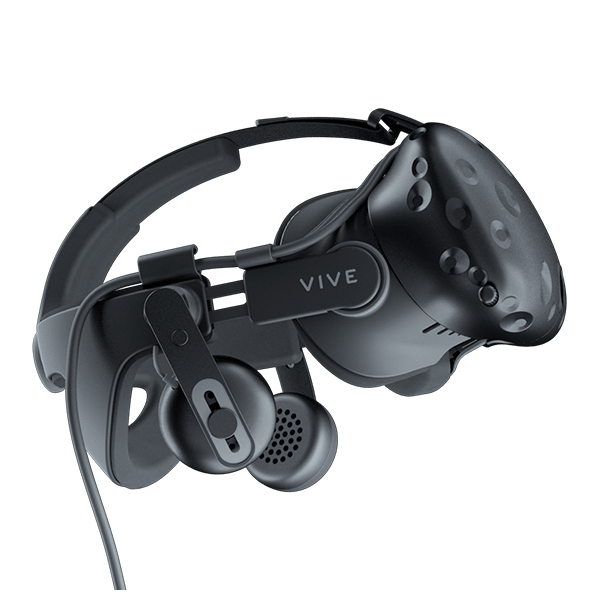 Крепление HTC VIVE Deluxe Audio Strap (HTC-99HAMR002-00) Black
