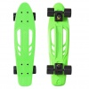 "Скейтборд Y-SCOO Skateboard Fishbone с ручкой 22"" винил 56,6х15 ..."