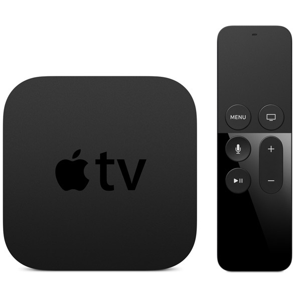 Медиаплеер Apple TV Gen 4 32GB цена и фото