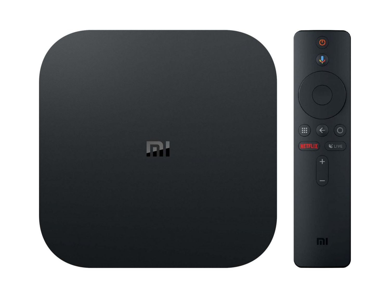 Фото - Медиаплеер Xiaomi Mi Box S (International Version) медиаплеер invin km5 1gb 8gb