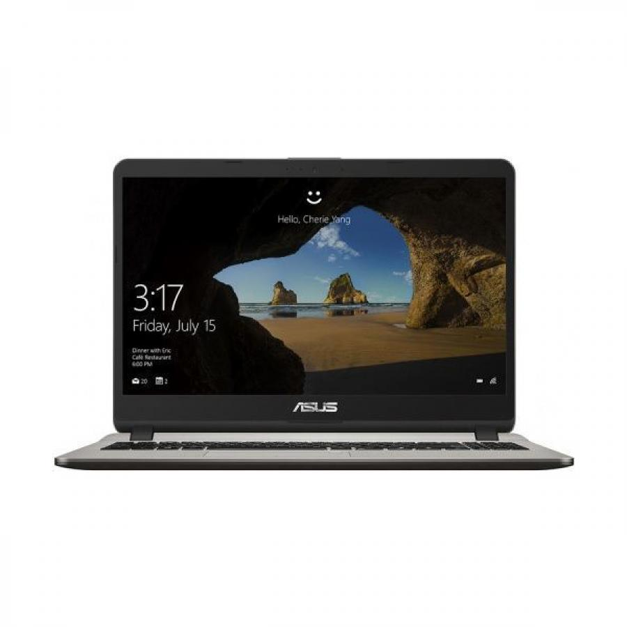 Ноутбук Asus VivoBook X507UB-BQ256T (90NB0HN1-M03580) ноутбук asus x507ub bq256t 90nb0hn1 m03580 intel core i5 7200u 2 5 ghz 4096mb 500gb nvidia geforce mx110 wi fi cam 15 6 1920x1080 windows 10 64 bit
