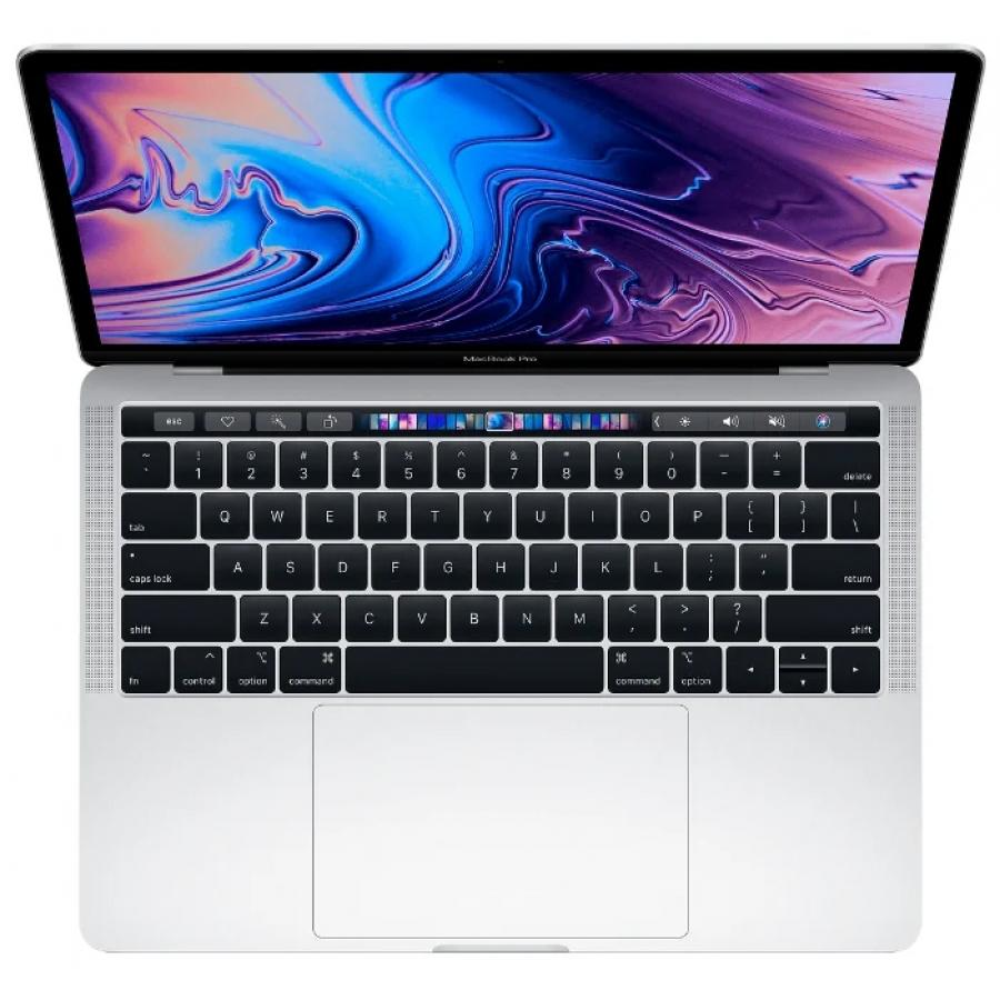 Ноутбук Apple MacBook Pro 13 with Touch Bar 256Gb (MR9U2RU/A) Silver все цены