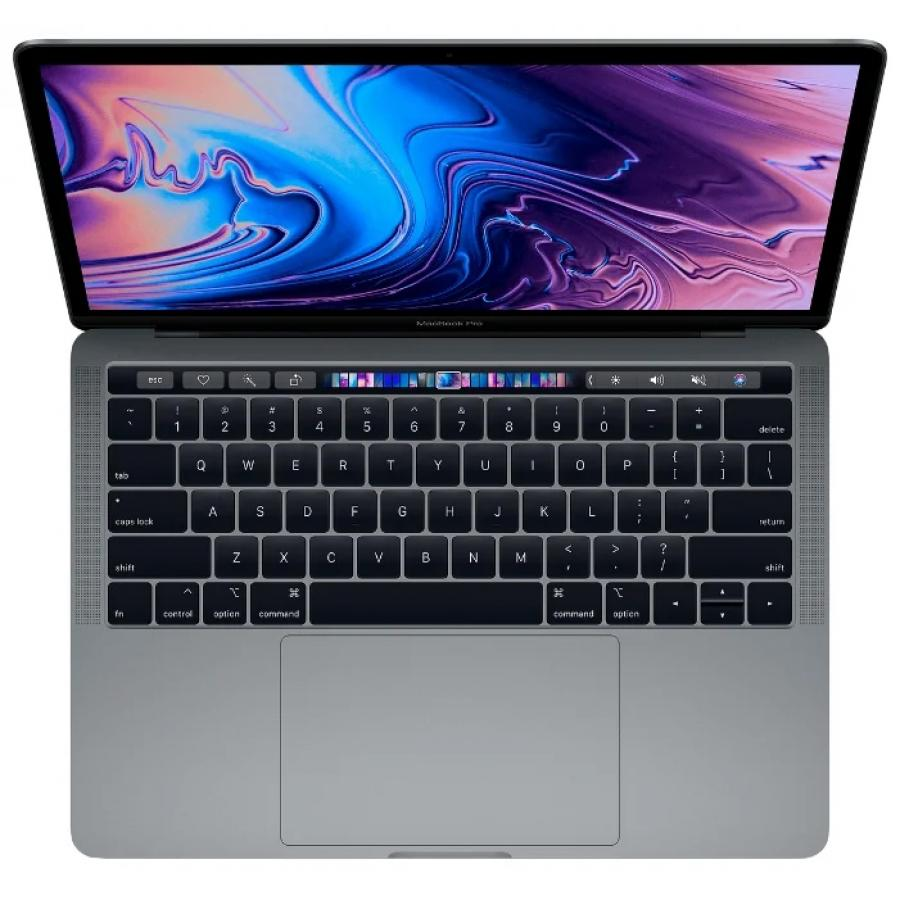 Ноутбук Apple MacBook Pro 13 with Touch Bar 512Gb (MR9R2RU/A) Space Grey ноутбук apple macbook pro mr9r2ru a