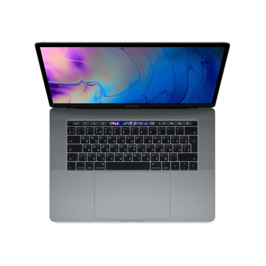 Ноутбук Apple MacBook Pro 15 with Touch Bar 256Gb (MR932RU/A) Space Grey ноутбук apple macbook pro 13 touch bar core i7 3 5 16 256 ssd s