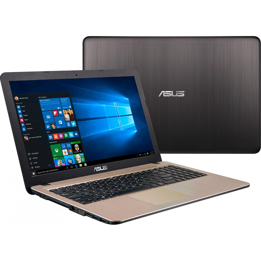 Ноутбук Asus A540NV-DM049T (90NB0HM1-M00880) Black-Golden ноутбук за 25000 35000