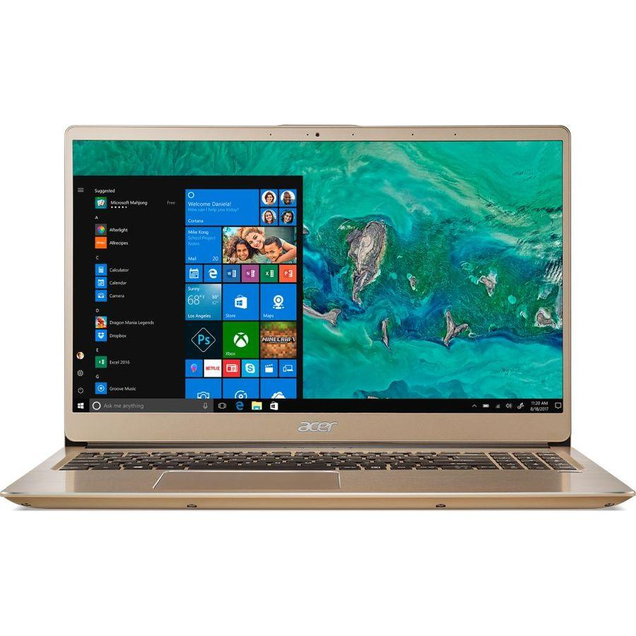 Ноутбук Acer Swift 3 SF315-52G-52B4 GOLD (NX.GZCER.002) ноутбук as5541g 303g25mi