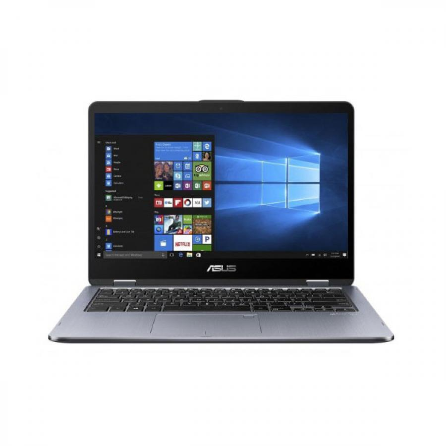 Ноутбук ASUS TP401CA-EC083T Light Grey Metal (90NB0H21-M02860) asus k501uq grey metal k501uq dm036t