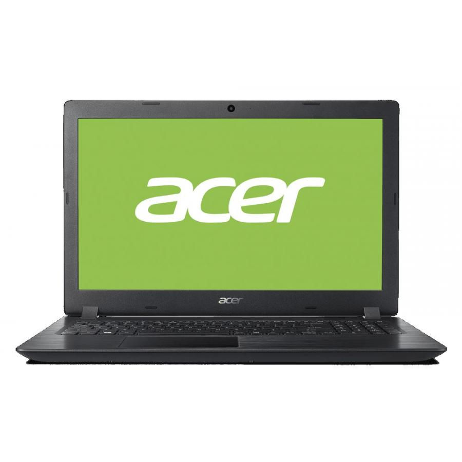 Ноутбук Acer Aspire A315-51-52FB BLACK (NX.GNPER.040) цена