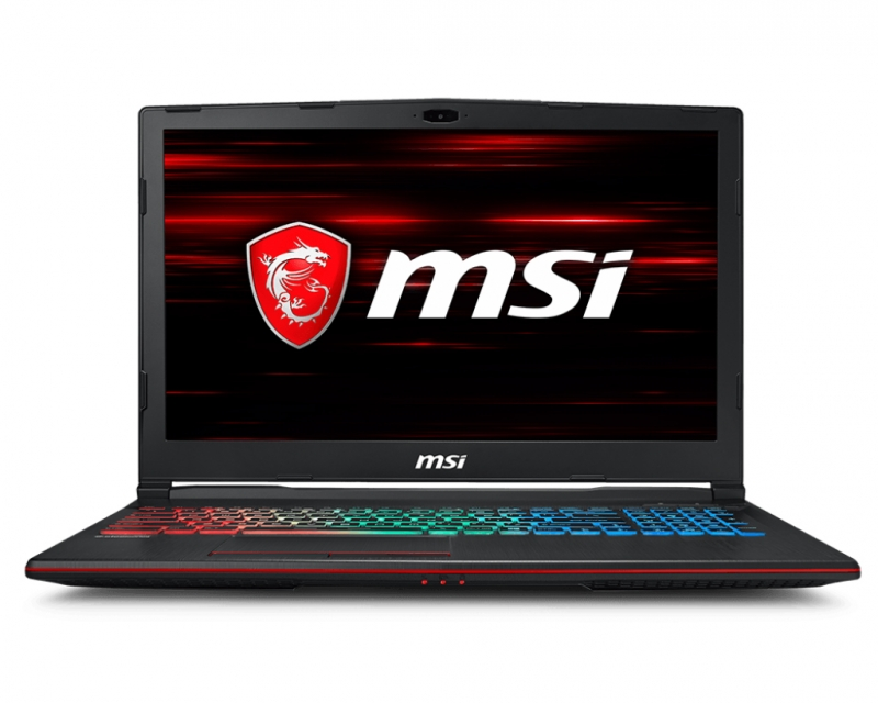Ноутбук MSI GP63 Leopard 8RE-676XRU 15.6'' FHD BLACK (9S7-16P522-676) msi gl72m 7rdx black gl72m 7rdx 1488ru