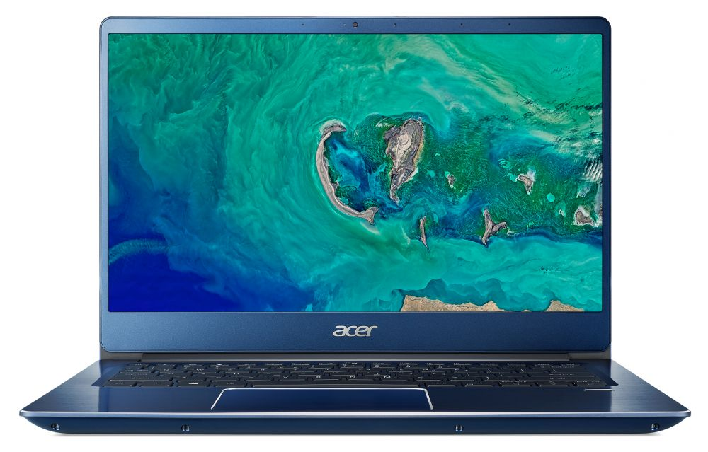 Ноутбук Acer SWIFT 3 SF314-54-55A6 14.0'' FHD BLUE (NX.GYGER.002) ноутбук acer swift 3 sf314 54 nx gyger 009 14 синий