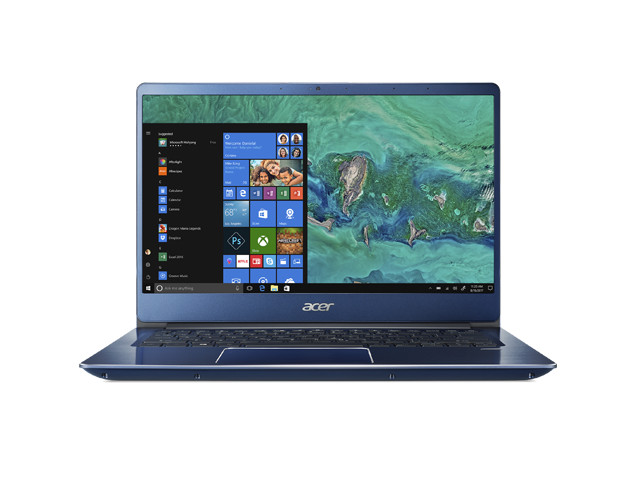 Ноутбук Acer Swift 3 SF314-54G-829G Blue (NX.GYJER.005) ноутбук