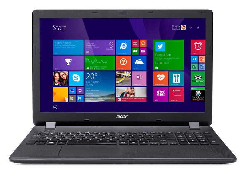 Ноутбук Acer Extensa EX2519-P47W Pentium N3710 black NX.EFAER.105 ноутбук acer extensa ex2519 p9dq pentium n3710 4gb 500gb dvd rw intel hd graphics 405 15 6 hd 1366x768 linux black wifi bt cam 3500mah