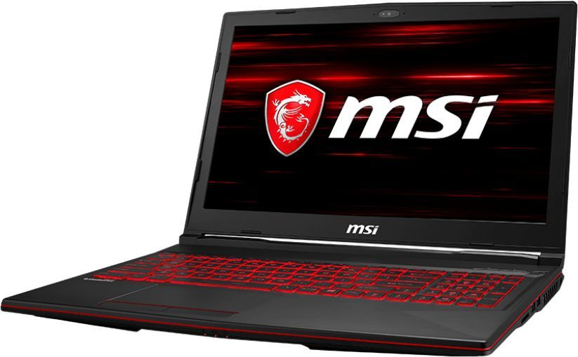 Ноутбук MSI GL63 8SE-422XRU (MS-16P7) BLACK 9S7-16P732-422 ноутбук msi ge72 7re 258 9s7 179941 258 9s7 179941 258