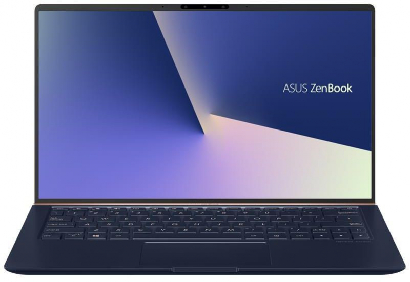 Ноутбук ASUS UX333FA-A4011T 13.3FHD (90NB0JV3-M04230) Royal Blue Metal ноутбук