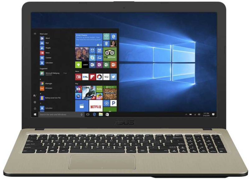 Ноутбук ASUS X540BA-GQ202T 15.6HD (90NB0IY1-M02460) Chocolate Black ноутбук