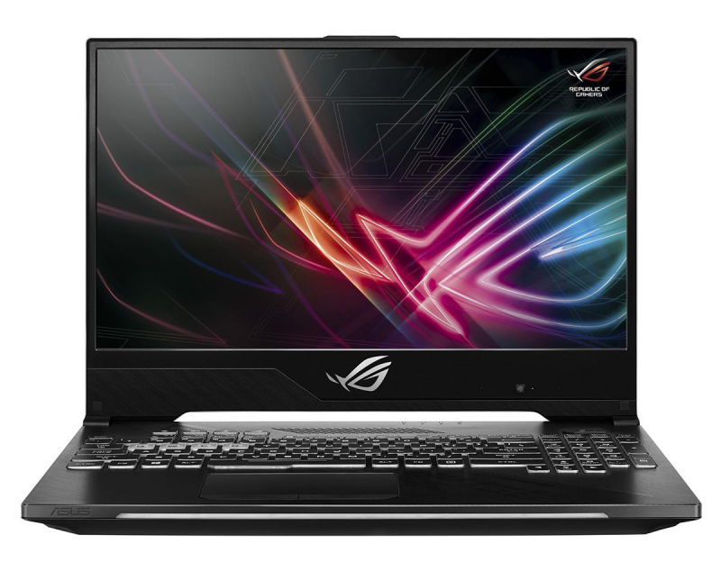 Ноутбук ASUS ROG STRIX HERO II GL504GM-BN385T 15.6FHD 60Hz Black (90NR00K2-M08560) ноутбук