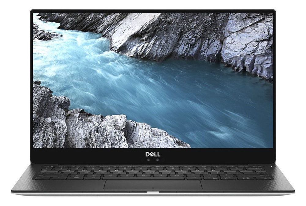Ноутбук Dell XPS 13 13.3 4K UHD InfinityEdge Touch Silver (9380-3984) ноутбук
