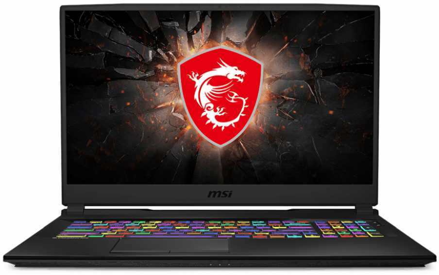 Ноутбук MSI GL75 9SDK-087RU Core i7 9750H black (9S7-17E512-087) ноутбук msi ge72 7re 258 9s7 179941 258 9s7 179941 258
