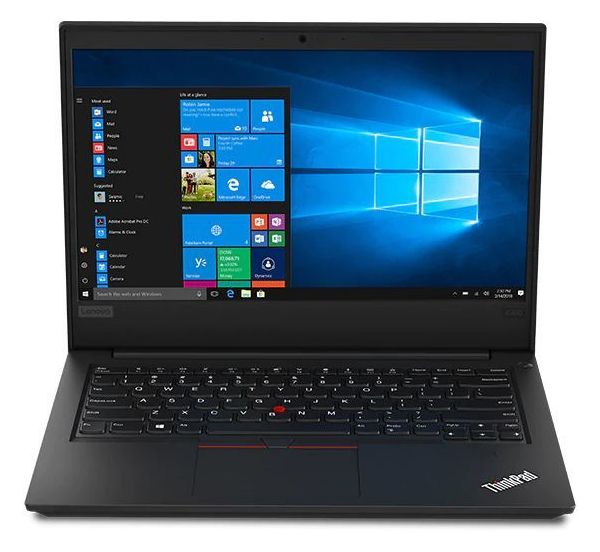 Ноутбук Lenovo ThinkPad E490 Core i5 8265U black (20N8005TRT) все цены