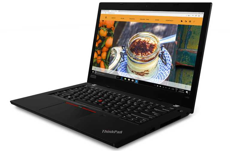 Ноутбук Lenovo ThinkPad L490 T Core i7 8565U black (20Q5002HRT) ноутбук lenovo thinkpad a475 amd a10 9700b 4gb 500gb 14 0 win 10 pro black