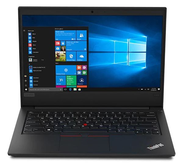 Ноутбук Lenovo ThinkPad E490 Core i5 8265U silver (20N8000SRT) ноутбук