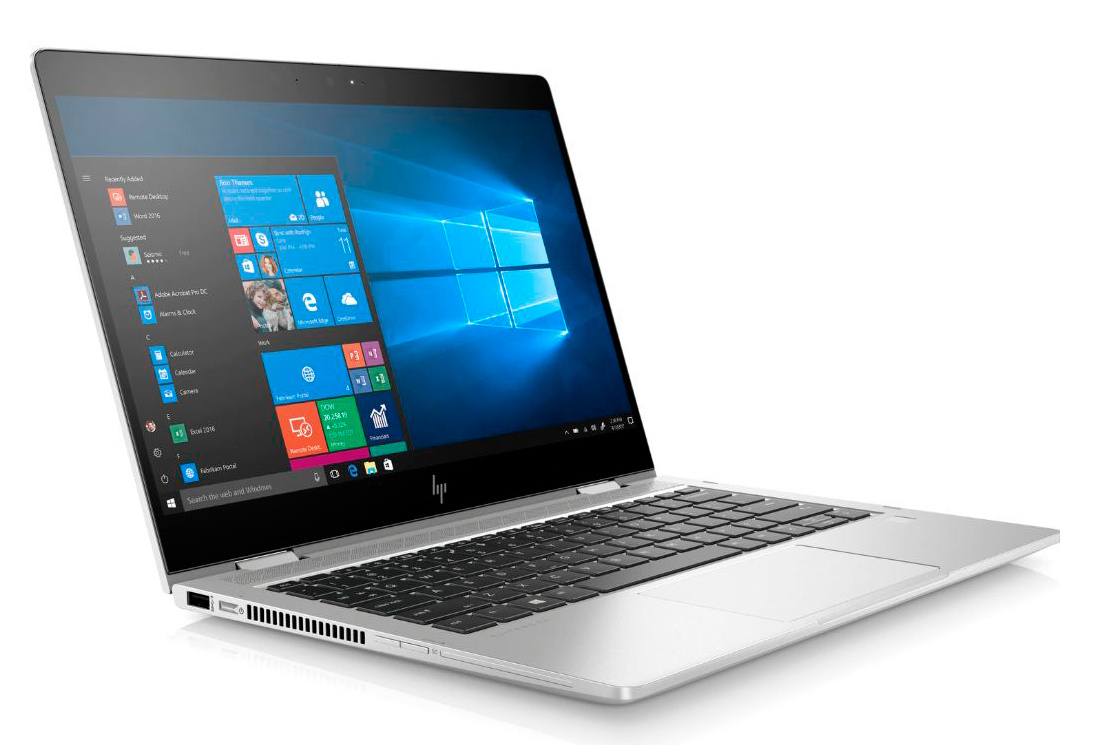 "Ноутбук HP EliteBook x360 830 G6 13.3"" silver (6XD34EA)"