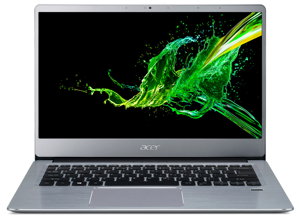 Ноутбук Acer Swift 14 IPS FHD 3 SF314-58-71HA silver (NX.HPMER.001) ноутбук