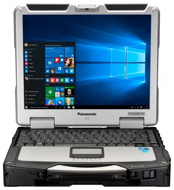 Ноутбук Panasonic Toughbook CF-31mk5 (CF-314B503N9) ноутбук