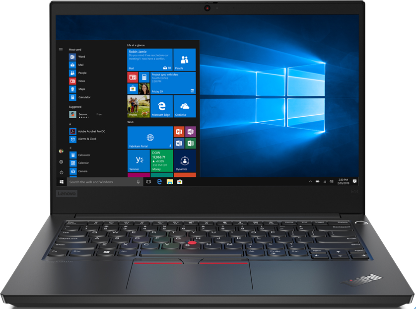Ноутбук Lenovo ThinkPad E14-IML T (20RA0012RT) ноутбук