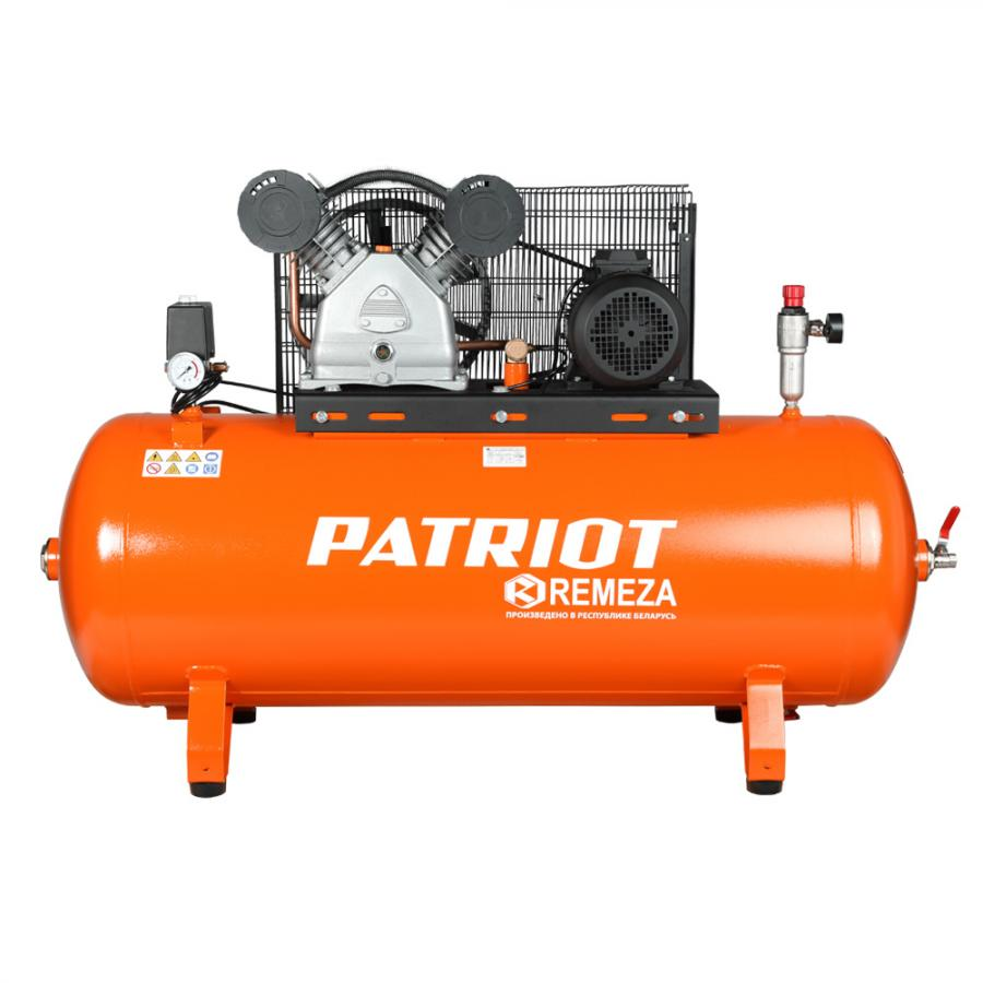 Компрессор Patriot REMEZA СБ 4/Ф-270 LB 50 520306360 электрогенератор patriot сб 4 ф 270 lb 50