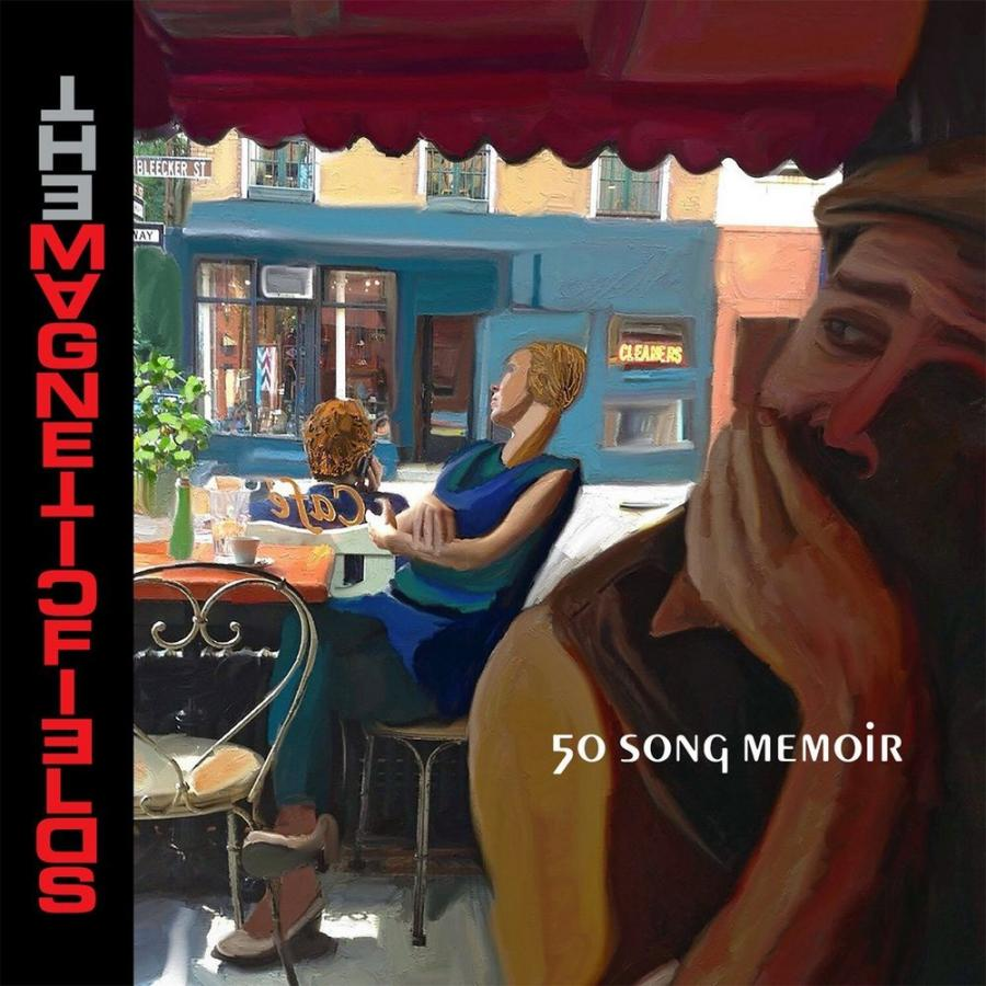 Виниловая пластинка Magnetic Fields, The, 50 Song Memoir (Box Set) the magnetic fields the magnetic fields 50 song memoir 5 lp