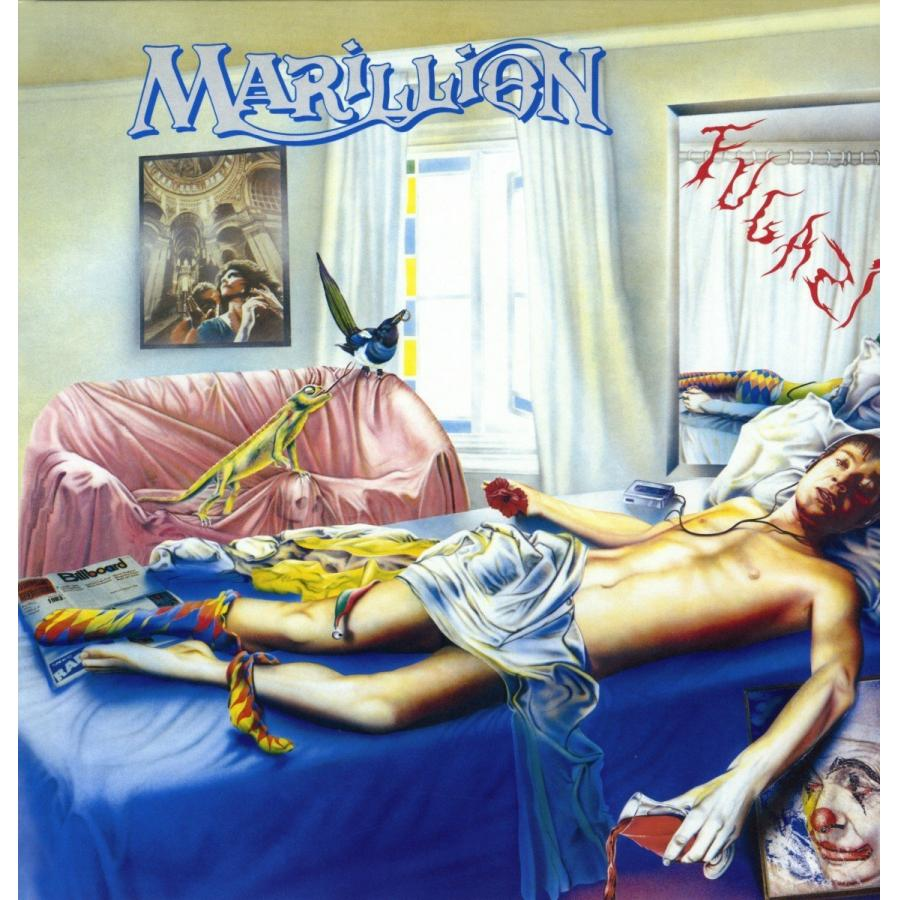Виниловая пластинка Marillion, Fugazi marillion marillion fugazi 2 cd