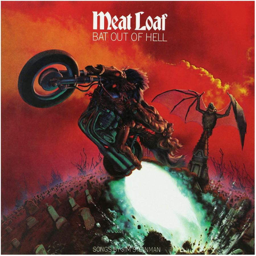 Виниловая пластинка Meat Loaf, Bat Out Of Hell bprd hell on earth v 7
