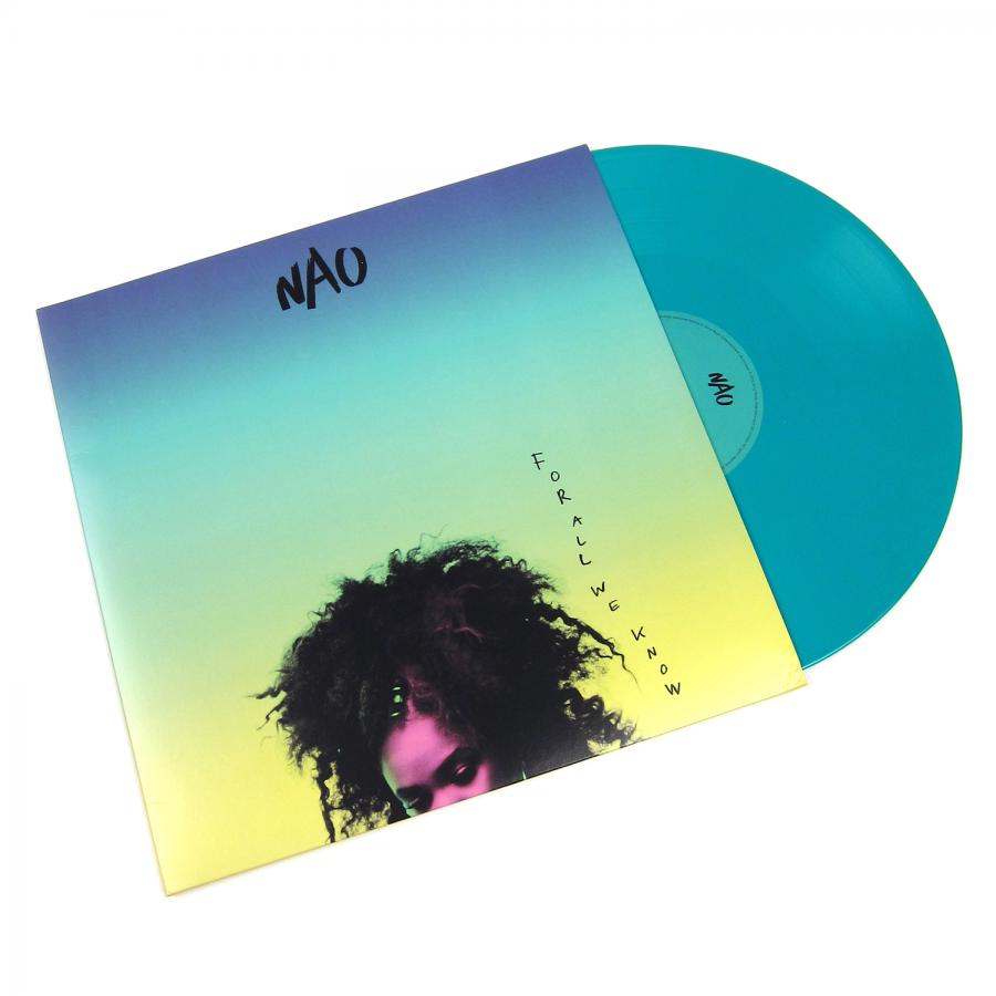 Виниловая пластинка Nao, For All We Know nao nao for all we know 2 lp