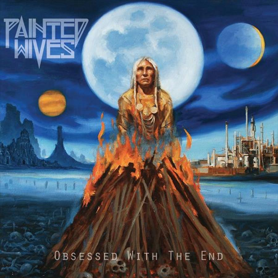 все цены на Виниловая пластинка Painted Wives, Obsessed With The End