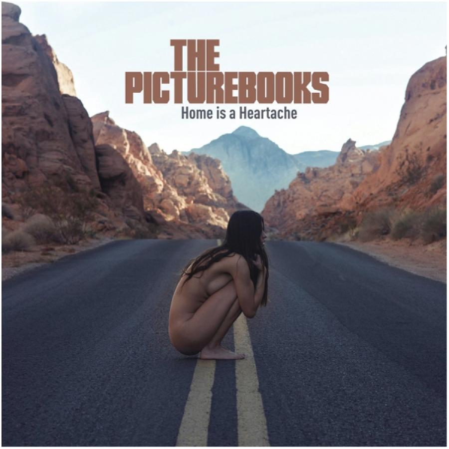 Виниловая пластинка Picturebooks, The, Home Is A Heartache (LP, CD)