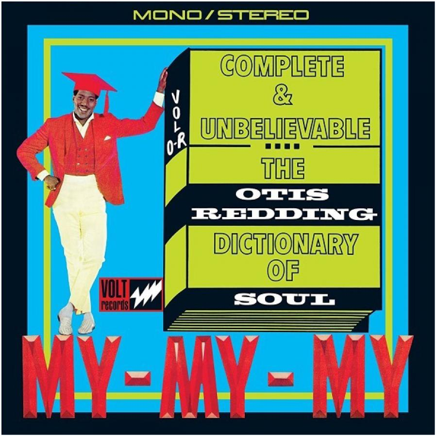 Виниловая пластинка Redding, Otis, Complete and Unbelievable... The Otis Redding Dictionary Of Soul (2LP)
