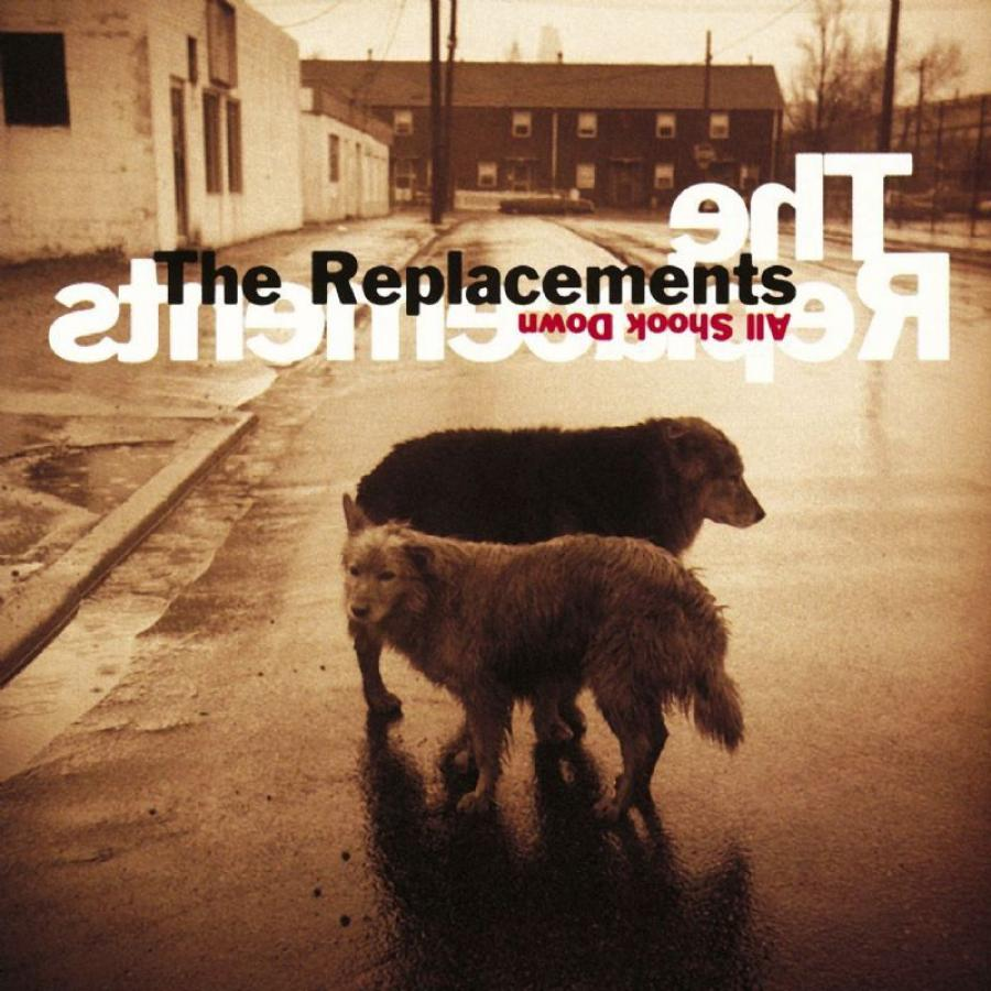 Виниловая пластинка Replacements, The, All Shook Down