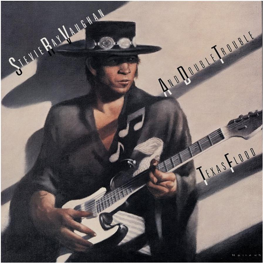Виниловая пластинка Vaughan, Stevie Ray / Double Trouble, Texas Flood цена