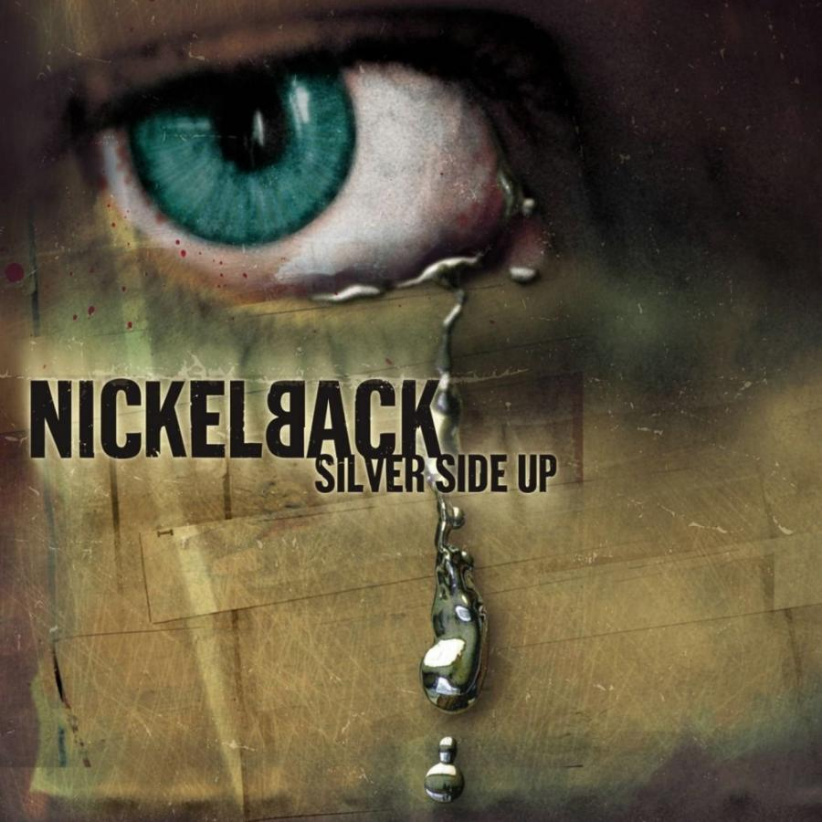 Виниловая пластинка Nickelback, Silver Side Up trendy destroyed button up side denim overalls