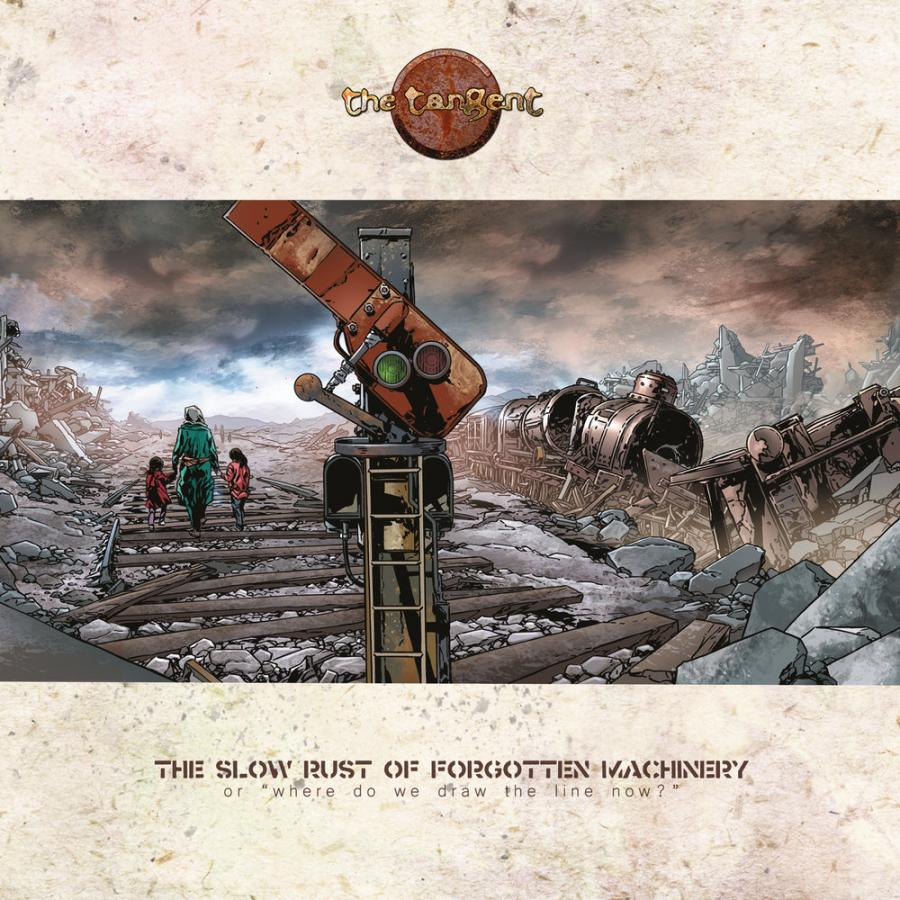 Виниловая пластинка Tangent, The, The Slow Rust Of Forgotten Machinery (2LP, CD) виниловая пластинка pain of salvation one hour by the concrete lake 2lp cd