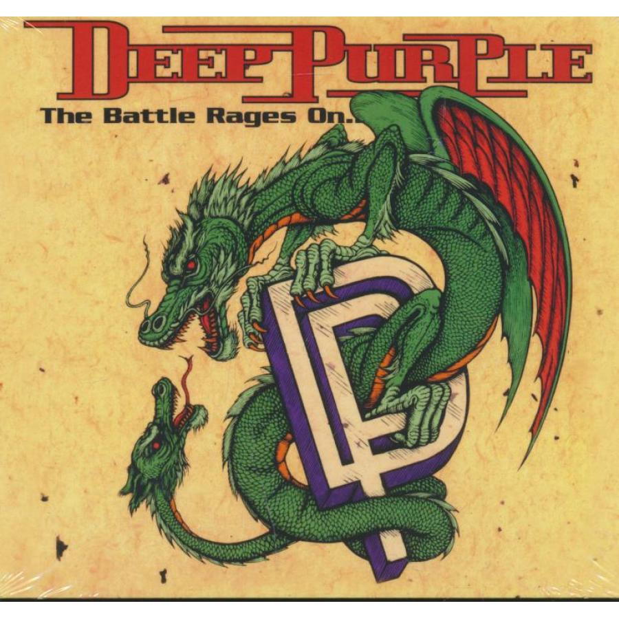 Виниловая пластинка Deep Purple, The Battle Rages On deep purple deep purple the battle rages on