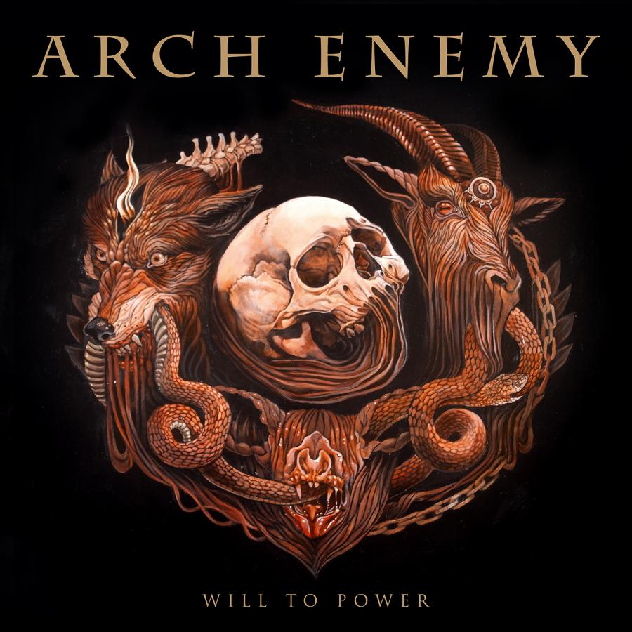 Фото - Виниловая пластинка Arch Enemy, Will To Power (LP, CD, Limited Deluxe Box Set) (0889854629526) виниловая пластинка dream evil six lp cd 0889854232511