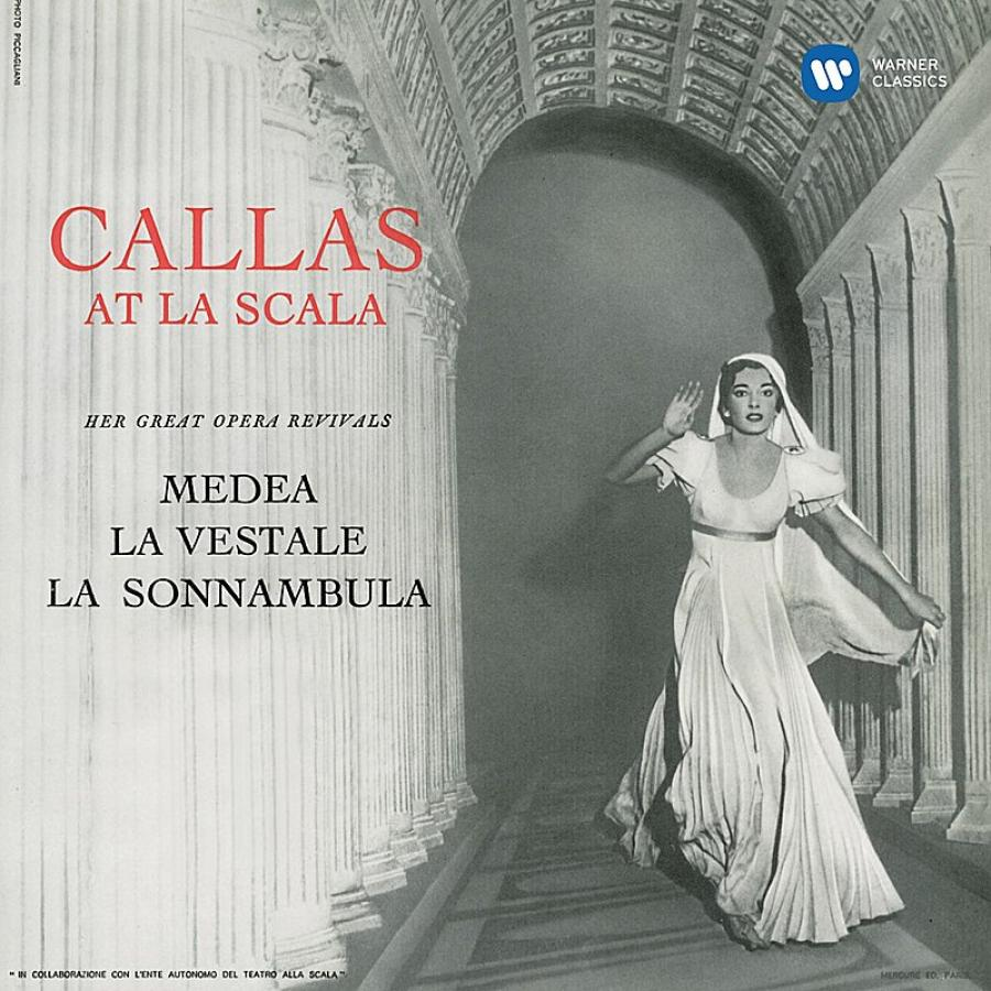 Виниловая пластинка Callas, Maria, Callas At La Scala callas amsterdam
