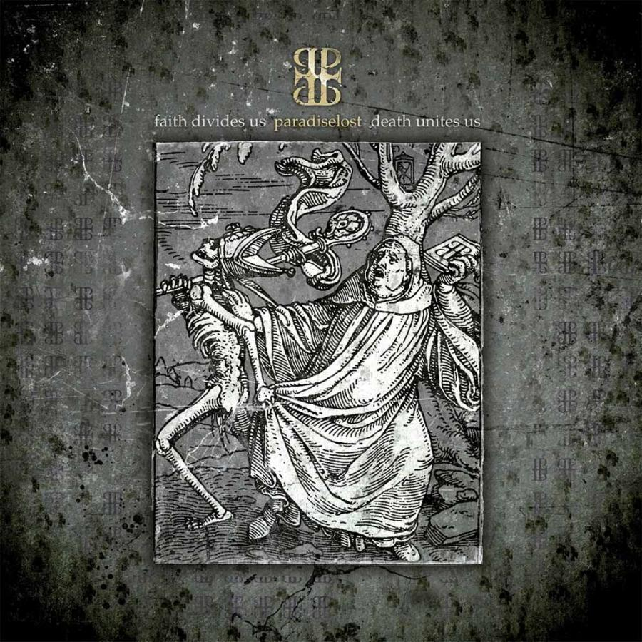Виниловая пластинка Paradise Lost, Faith Divides Us – Death Unites Us (LP, CD) malina by андерсен цепочка
